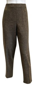 Piazza Sempione Capri/Cropped Pants Brown Sand