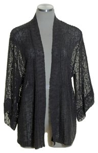 Eileen Fisher 3/4 Sleeve Sweater Cardigan