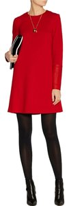 Joseph short dress Red on Tradesy