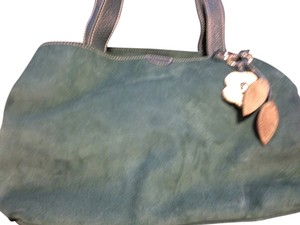Bric's Condition Like New Satchel in Teal