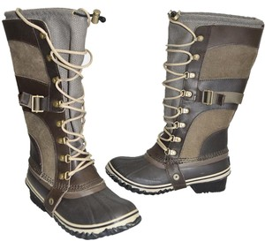 Sorel Snow Winter BROWN Boots