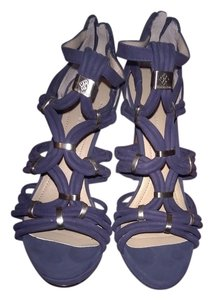 BCBG Sexy Pumps Bkue Navy blue Sandals