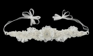 Bridal Headpiece/belt