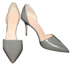 J.Crew Fresco Grey Pumps