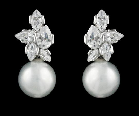 Preload https://item5.tradesy.com/images/pearlcz-highest-quality-czpearl-petite-earrings-1756904-0-0.jpg?width=440&height=440