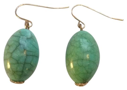 Preload https://item3.tradesy.com/images/forever-21-turquoise-and-gold-earrings-1756947-0-0.jpg?width=440&height=440