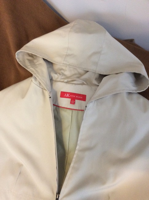 AK Anne Klein Raincoat