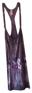 Free People short dress Purple/Black/Gray on Tradesy