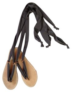 JUAKALIJO! Gladiator Hand Crafted Leather Rubber Sole 2 Lace Up SILKY STEAL GREY & SILKY HOT FUCHSIA Sandals