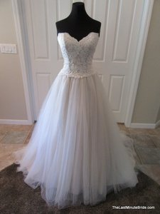 Moonlight Bridal Pb6411 Wedding Dress