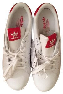 adidas Red, white Athletic