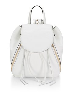 Rebecca Minkoff Leather New With Tags Edgy Backpack