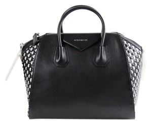 Givenchy Satchel in BLACK-WHITE