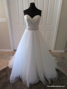 MADISON JAMES Mj13 Wedding Dress