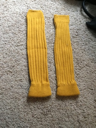 Other Yellow Leg Warmers
