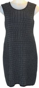 Calvin Klein short dress Gray on Tradesy