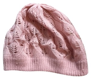Charlotte Russe Pink Knit Beanie