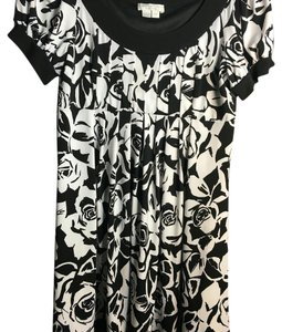 London Times short dress Floral on Tradesy