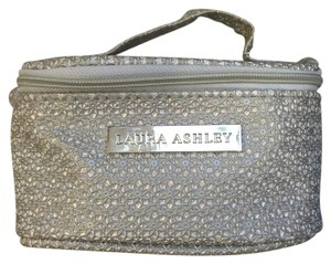Laura Ashley Small Cosmetic Bag With Handle