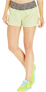 Ideology Ideology Women's Woven Active Shorts Honeydew L New without tags