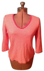 Liz Claiborne Stripes Top