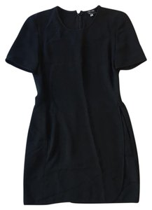Giorgio Armani Silk Short Sleeve Armani Italian Dress