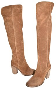 Dolce Vita Over The Knee Tall Boot SADDLE SUEDE Boots