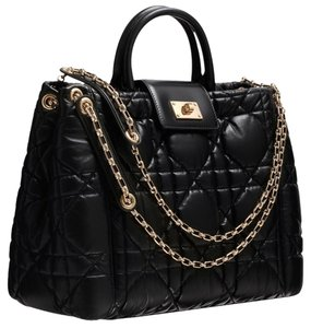 Christian Dior Tote in Black