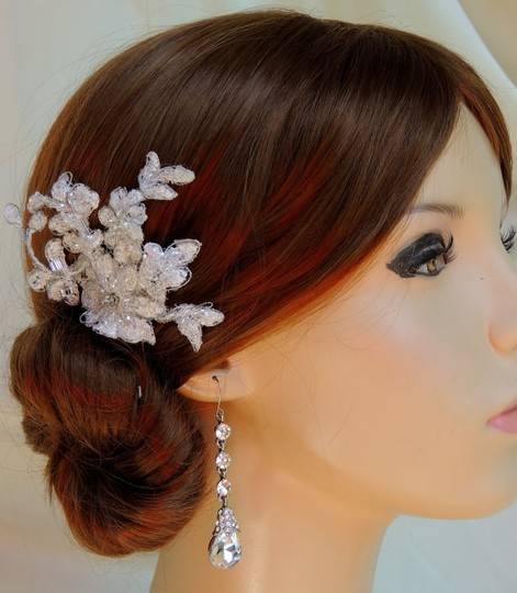 One Of A Kind Lace Bridal Comb