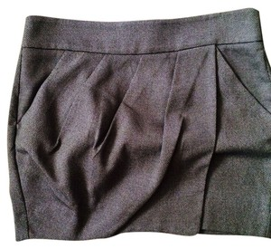 Armani exchange Mini Skirt Grey