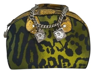 Dior This Is A Limited Piece Mint Conditon Satchel in Green