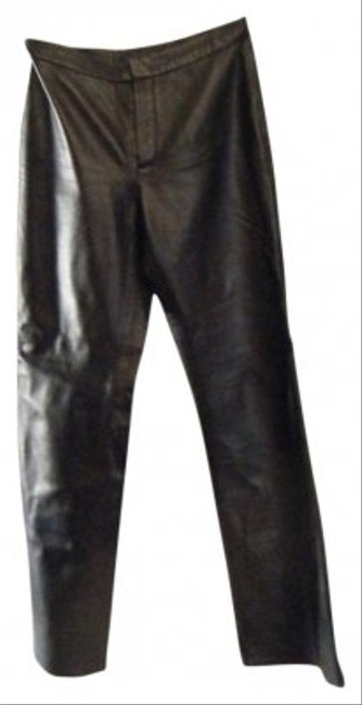 Kenneth Cole Reaction Flare Pants Black