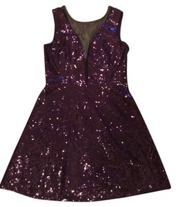 BCBGMAXAZRIA Cocktail Formal Sexy Sequins Selina Dress