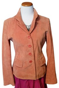 Chadwicks Light Orange Blazer