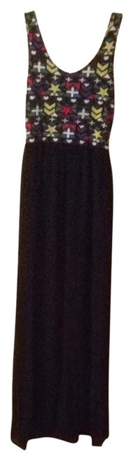 Black Maxi Dress by Divided by H&M