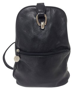 Aurielle Carryland Sling Leather Shoulder Purse Backpack