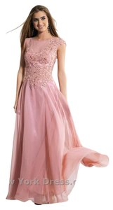 Dave & Johnny Prom Homecoming Beaded Embroidered Dress