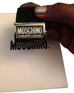 Moschino Moschino Cheap And Chic Leather Watch
