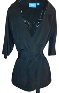 Simply Vera Vera Wang Top Black