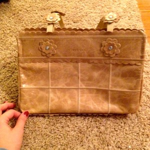 NICOLI Leather Italian Leather Shoulder Bag
