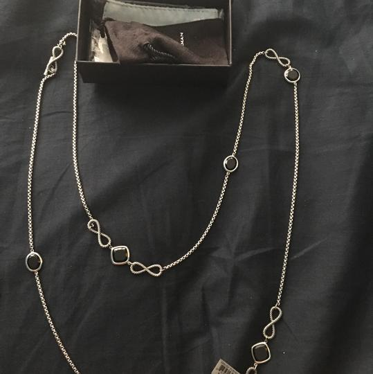 David Yurman David Yurman Layering Chain With Stone