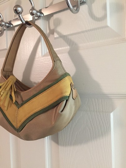 Cole Haan Tote in Tan Yellow