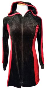 Moda International Red and Black Jacket
