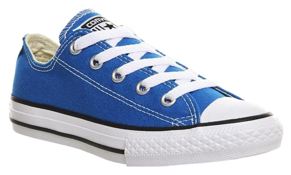 0ba0685594a728 Converse Cyan Space Chuck Taylor All Star Low Top Sneakers Sneakers ...