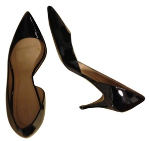 J.Crew black Pumps