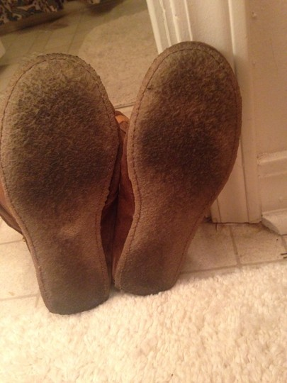 Juicy Couture Brown Boots