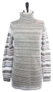 Anthropologie Gray Wool Blend Sweater
