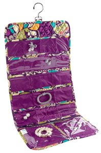 Vera Bradley Vera Bradley Plum Crazy KEEP IT UP ORGANIZER for Jewelry