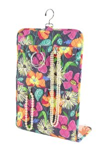 Vera Bradley Vera Bradley Jazzy Blooms KEEP IT UP ORGANIZER for Jewelry