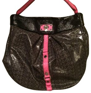 Marc Jacobs Tote in Black, Gray, Hot Pink